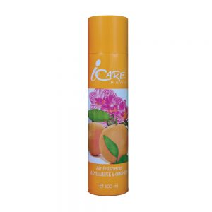 300Ml I Care Mandarine & Orchid Air Freshner