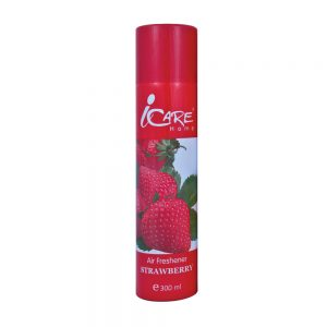 300Ml I Care Strawberry Air Freshner