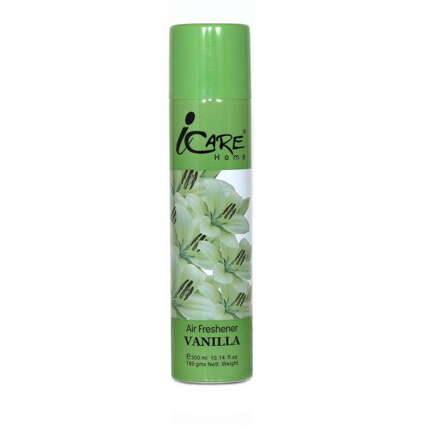 300Ml I Care Vanilla Air Freshner