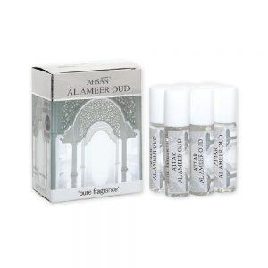 6Ml Attar Alameer Oud