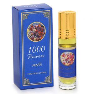 AHSAN FLAT 1000 FLOWER 8ML