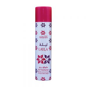 AHSAN AHSAN LAYLA AIR FRESHNER 300ML