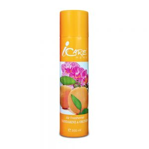 AHSAN I CARE MANDARINE & ORCHID AIR FRESHNER 300ML